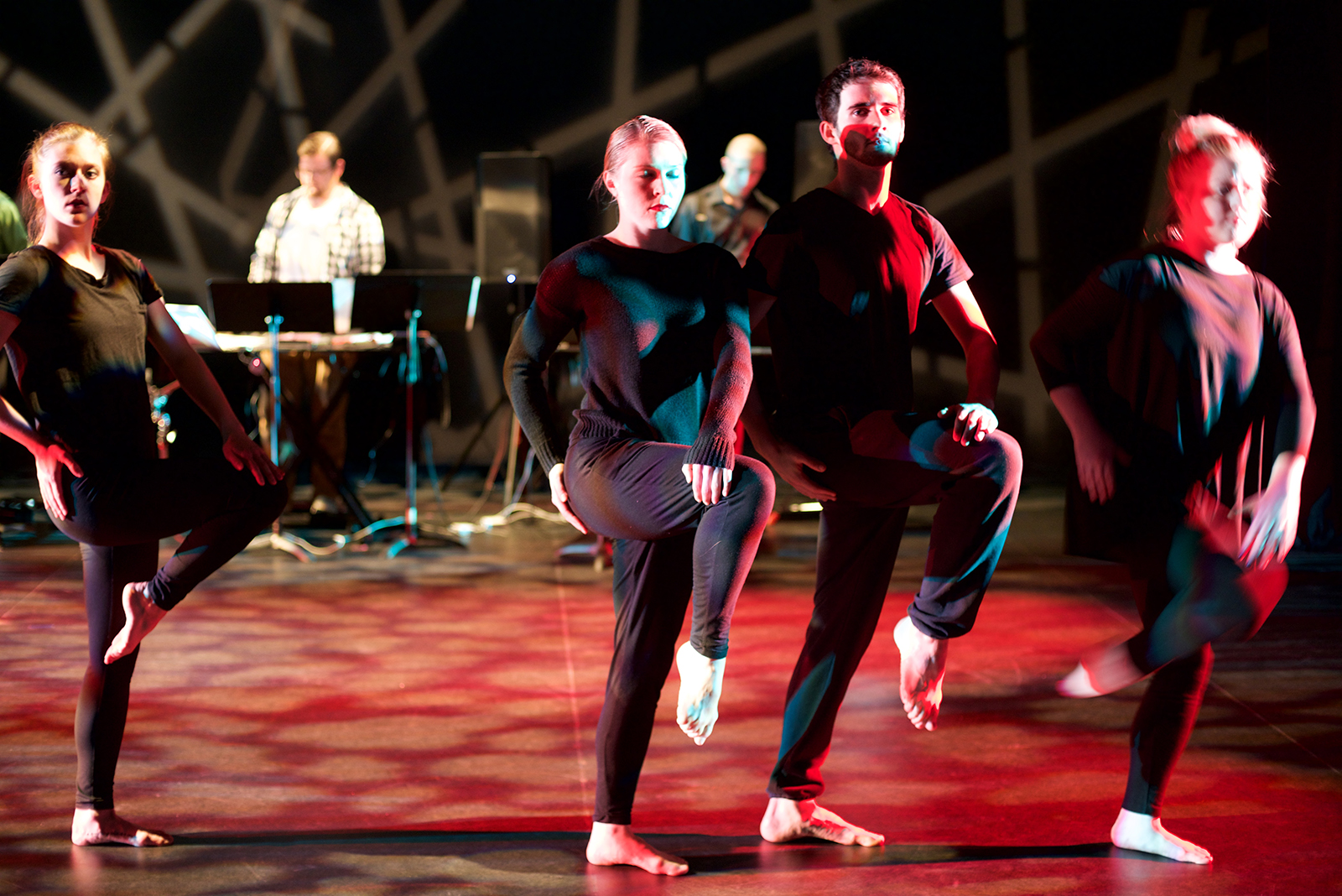 The UNL Dance Program presents Evenings of Dance April 20-23 in the Lied Center's Johnny Carson Theater.