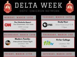 Delta Week 2017
