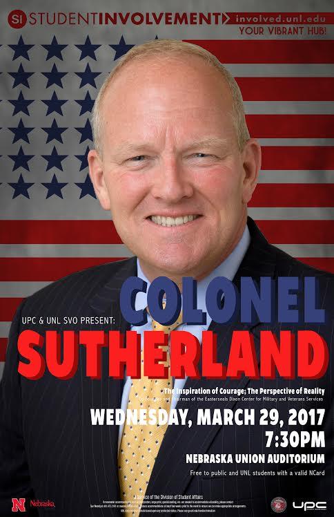 Colonel David W. Sutherland