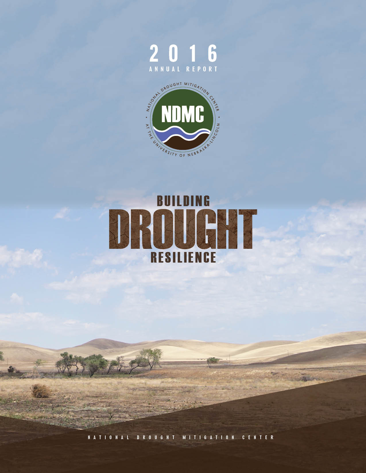 Drought Center releases inaugural annual report