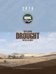 National Drought Mitigation Center annual report
