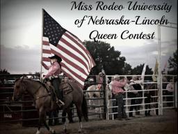 UNL Rodeo Queen