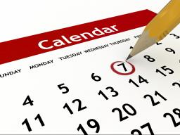 Annual Orientations begin April 10