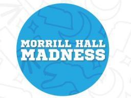 Morrill Hall Madness Logo