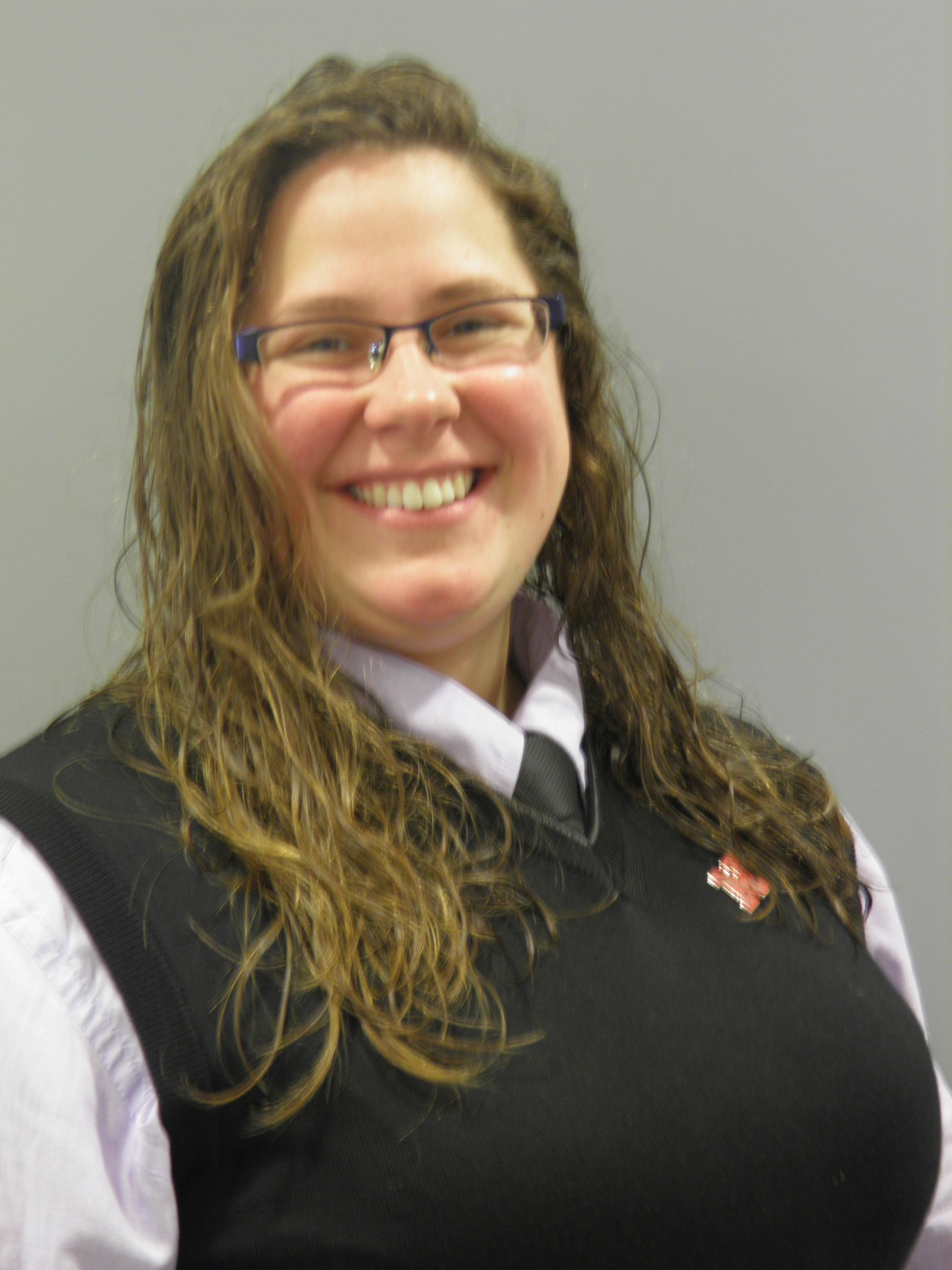 Ashley Stengel, PhD student
