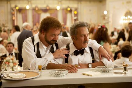 Paul Giamatti and Dustin Hoffman star in Barney's Version