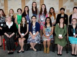 2017 NCWIT Aspirations in Computing Awardees