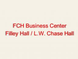 FCH Business Center