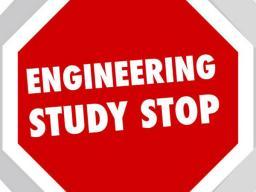 Study Stops every Monday-Thursday.