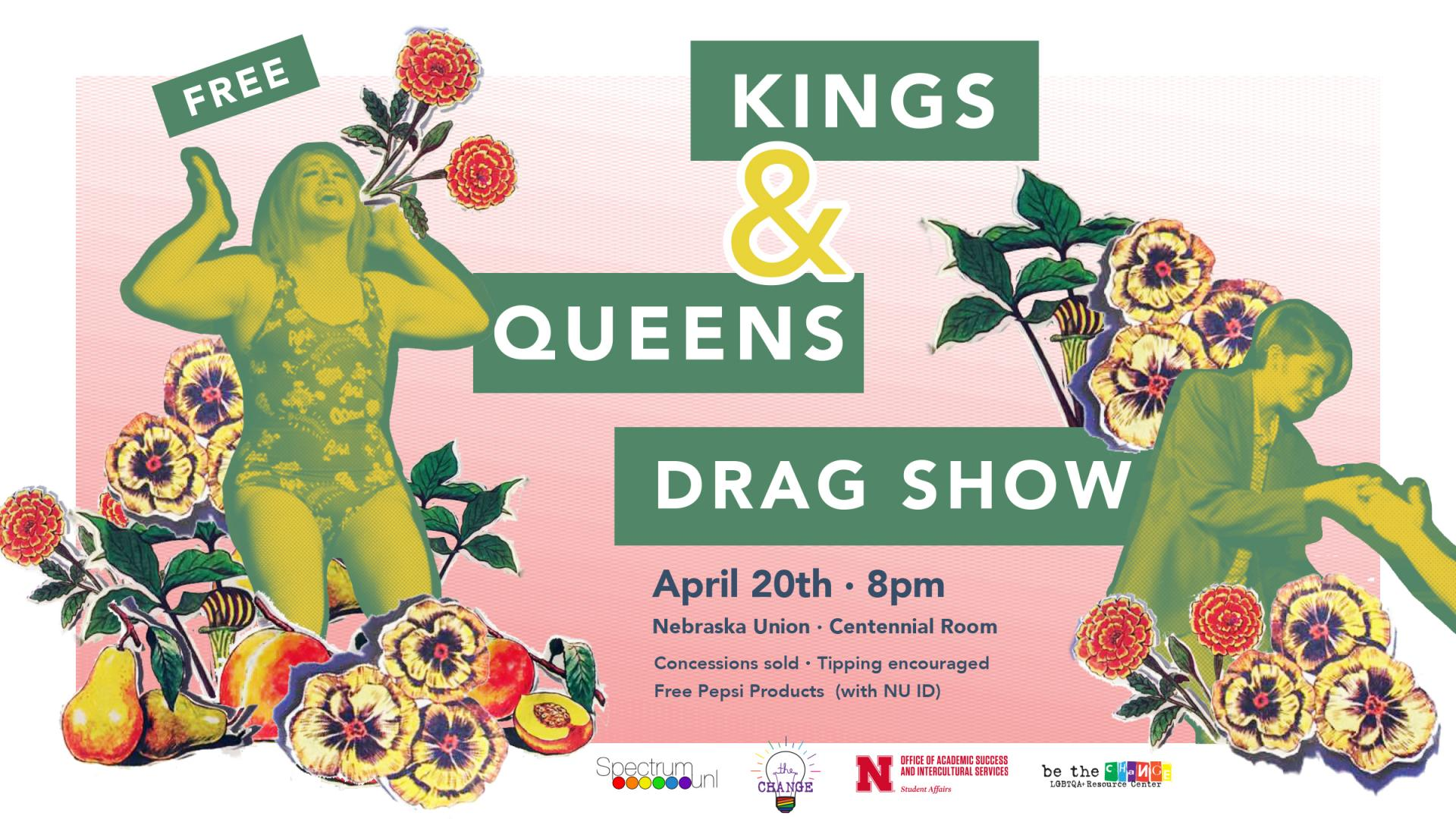 Drag Show poster