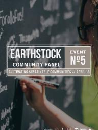 Earthstock Community Panel