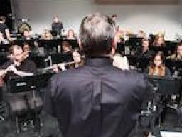 The Symphonic Band performs April 30 at 3 p.m. in Kimball Recital Hall.