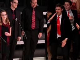 Vocal Jazz and Big Red Singers