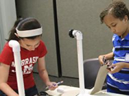 Wired for Wind is one of 55 workshops at Clover College.