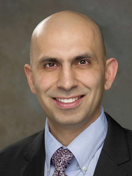 Dr. Siamak Nijati, of the University of Nebraska-Lincoln
