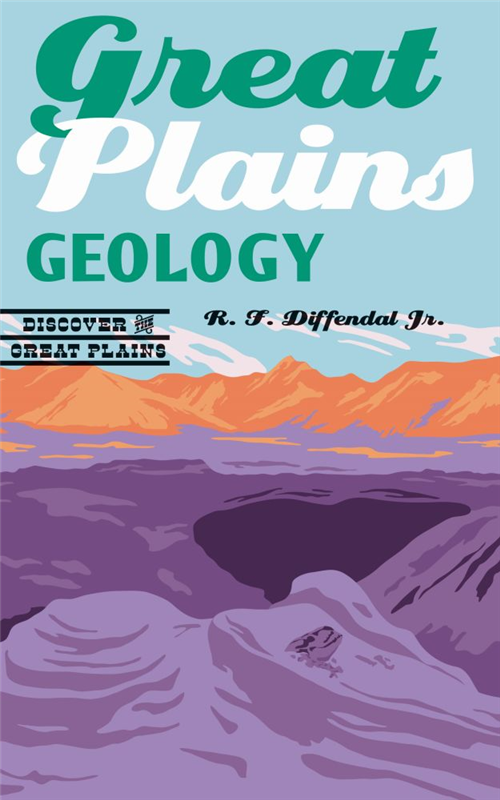 Geology is newest title in Great Plains book series