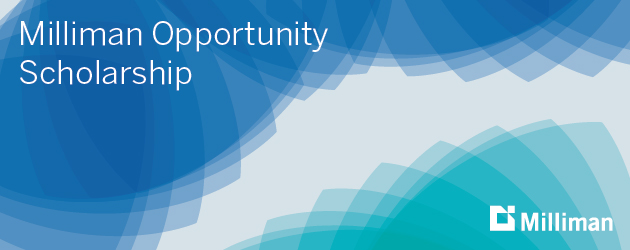 Milliman Opportunity Scholarship