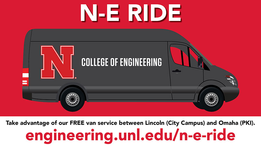 Lincoln-Omaha shuttle service will be on hiatus May 6-August 20
