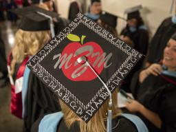 The graduate and professional degrees ceremony is 3 p.m. May 5 at Pinnacle Bank Arena; the undergraduate ceremony is 9:30 a.m. May 6 at PBA; and the College of Law ceremony is 3 p.m. May 6 at the Lied Center for Performing Arts.   University Communication