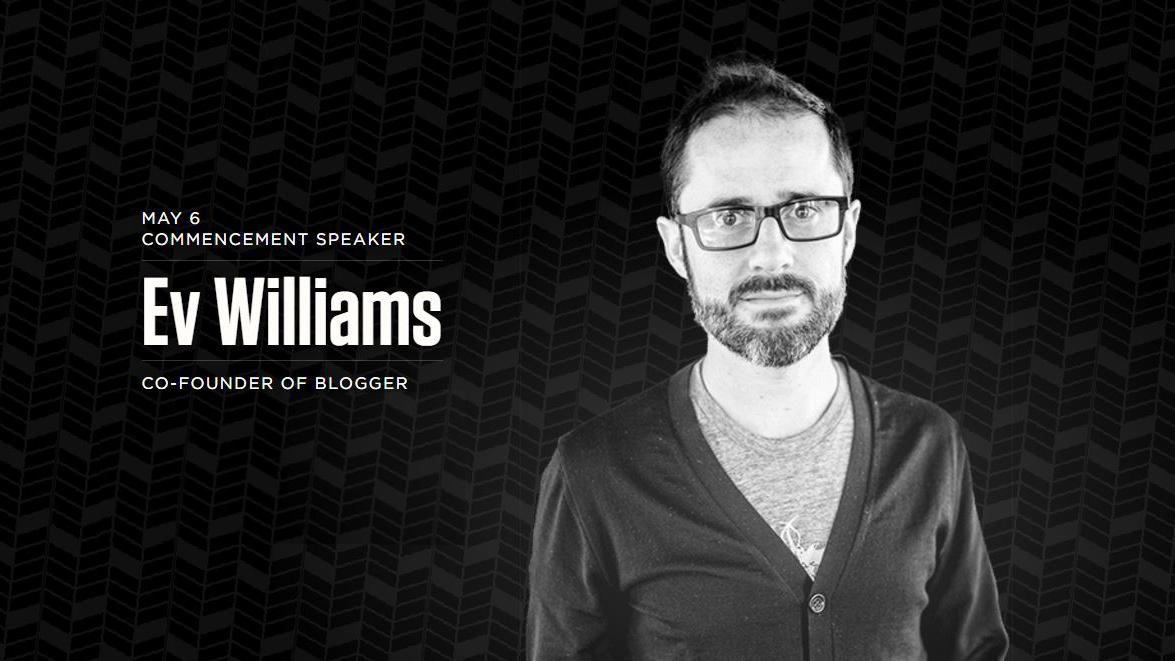 Ev Williams | University Communications