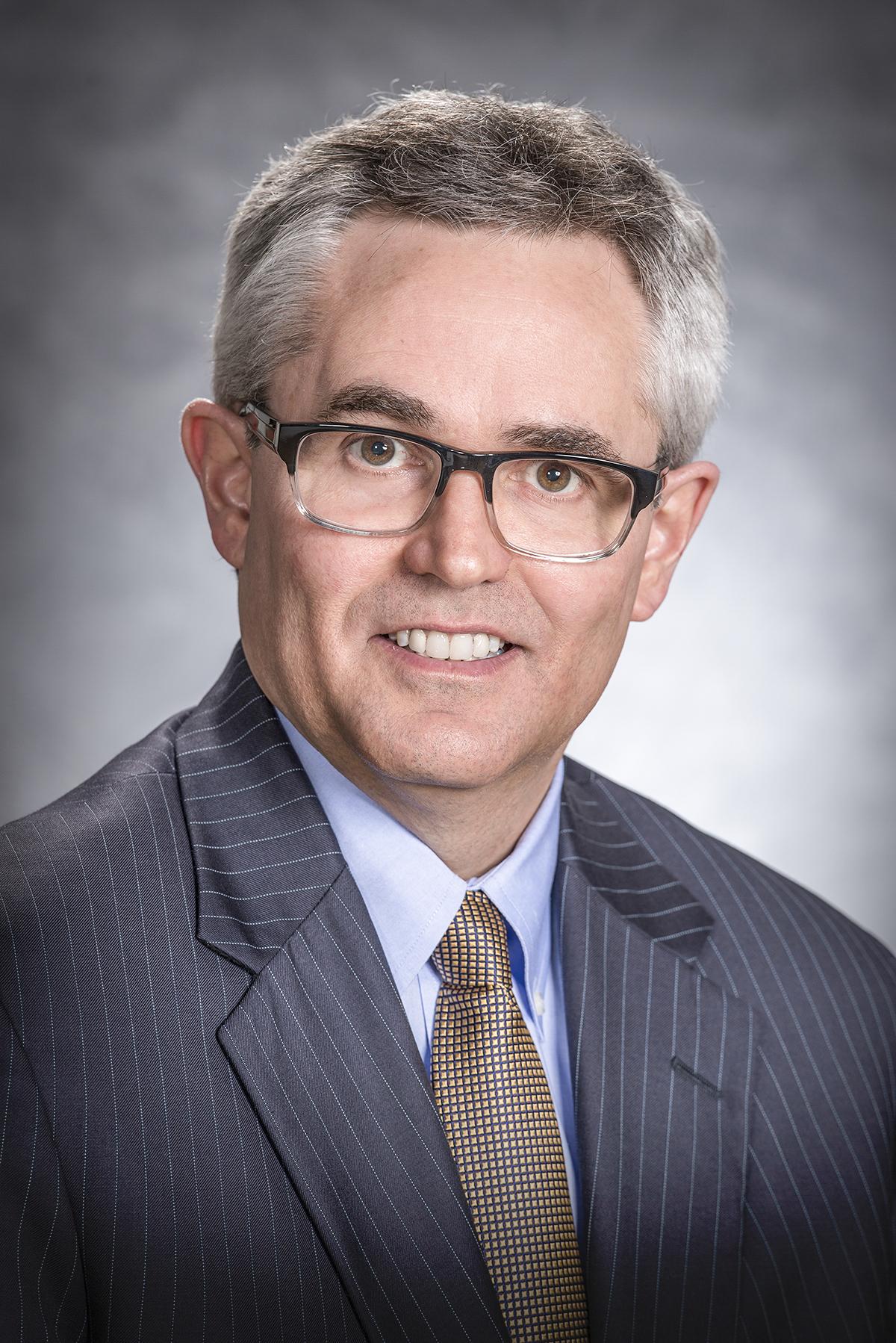 NCTM President Dr. Matt Larson
