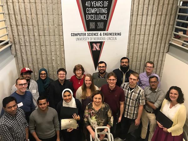 2017 CSE Award winners