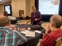 SOCI 898 is being designed with Dr. Julia McQuillan, the chair of Sociology at UNL, who presented her research findings at the 2015 Midwest Noyce Conference in Omaha.