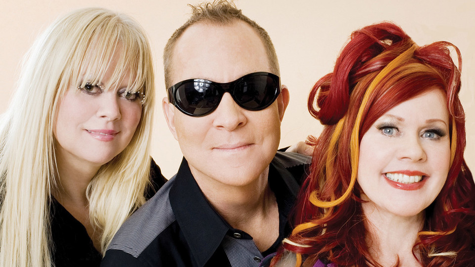 New wave band The B-52s will open the Lied Center's 2017-18 season on Sept. 30. | Courtesy photo
