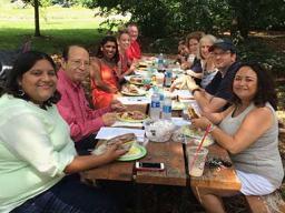 2016 Parents Association meeting and picnic