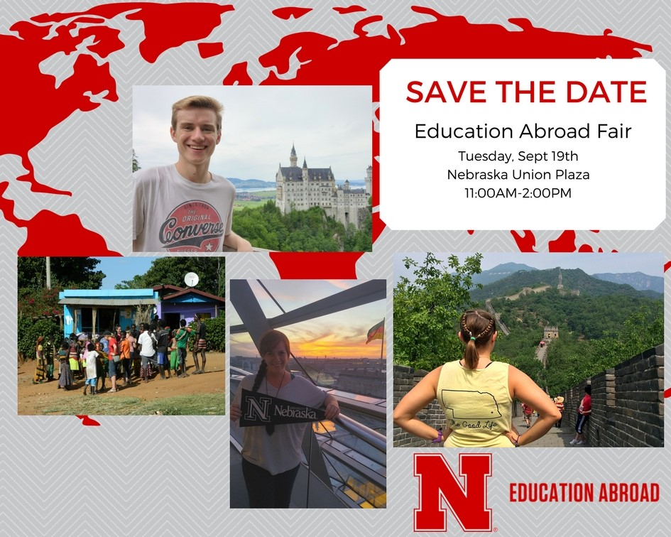 Education Abroad Fair 9/19