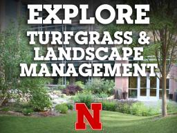 Explore Turfgrass & Landscape Management