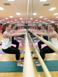 Barre is just one of 75+ classes offered through Campus Recreation.