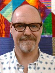 "Collector Bill Volckening will present at the International Quilt Study Center & Museum on Aug. 4, when the museum also opens ""Block by Block: American Quilts in the Industrial Age."""