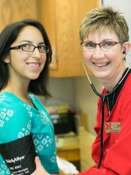 The University Health Center staff of licensed professionals provides the same extraordinary care to your student as they would receive elsewhere in the community.