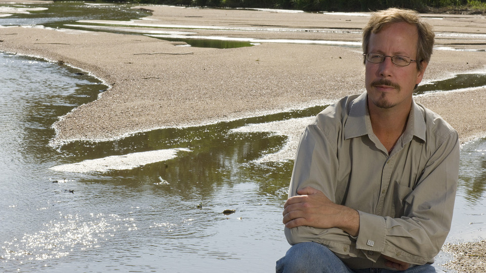 Craig Allen will lead a new graduate training program focused on understanding resilience and vulnerability in agricultural landscapes. The project is funded by a $3 million National Science Foundation grant. | Craig Chandle, University Communication