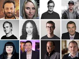 Twenty-five leaders and innovators in new media have joined the Johnny Carson Center for Emerging Media Arts's initial advisory board.