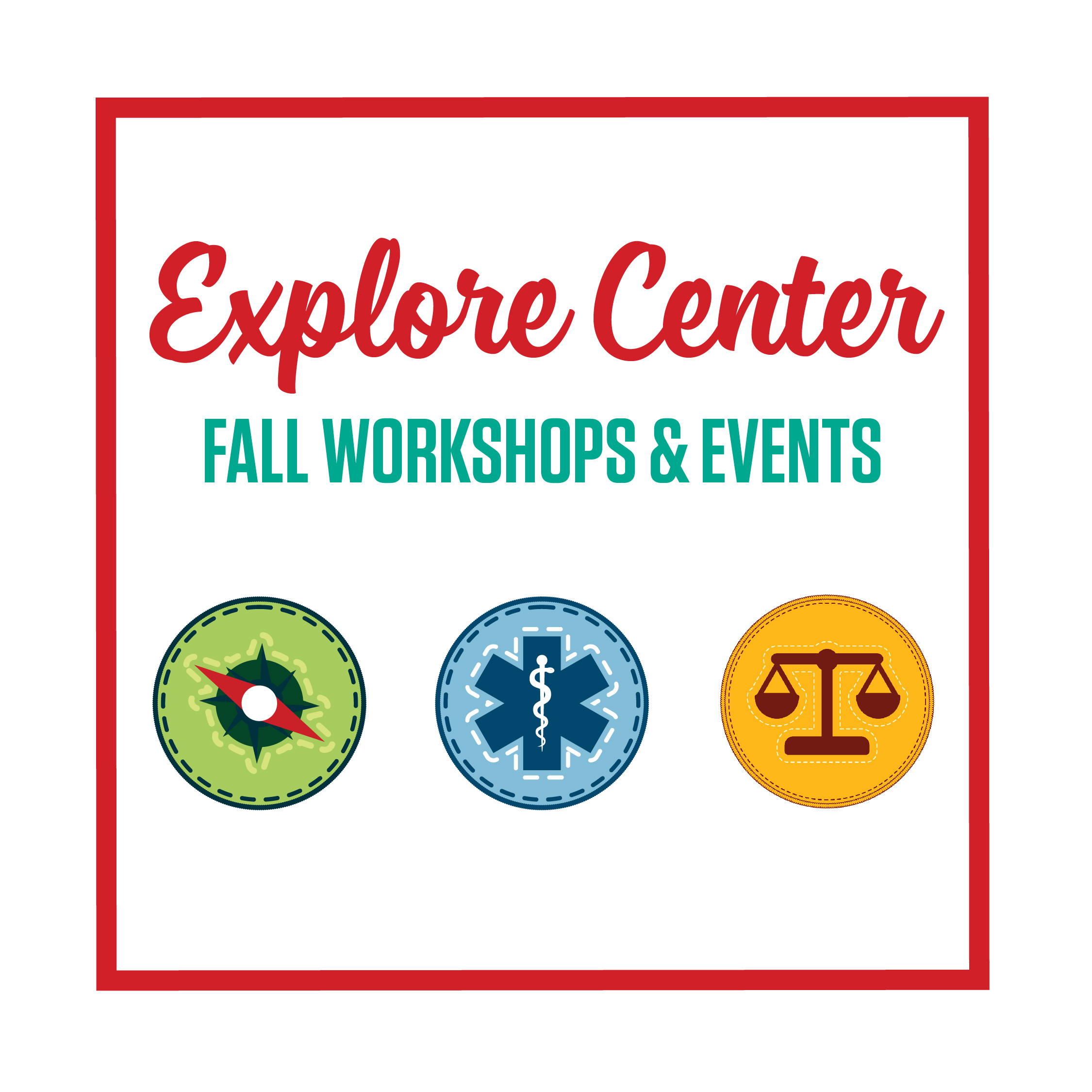 Explore Center Workshops