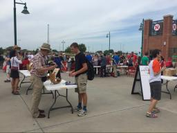 UNL STEM Expo coincides with solar eclipse on Aug. 21, 2017.