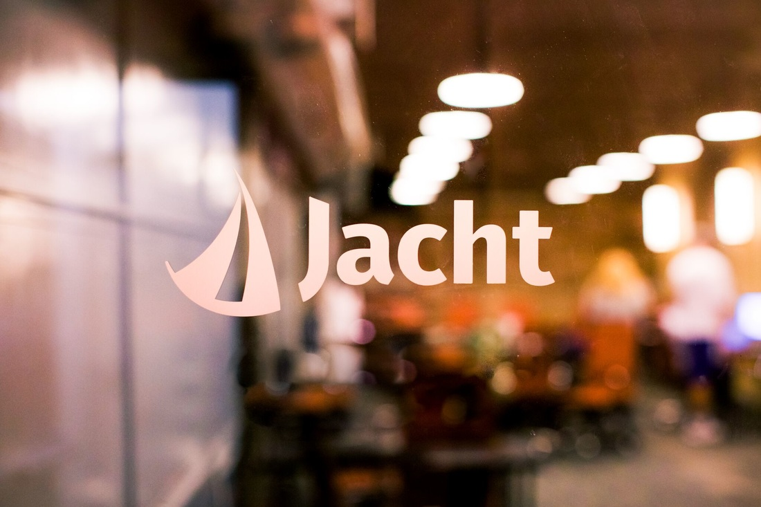 Jacht is located in the Haymarket at 151 N. 8th St.