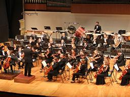 The Symphony Orchestra performs Sunday, Oct. 8 at 3 p.m. in Kimball Recital Hall. The concert will also be live webcast.