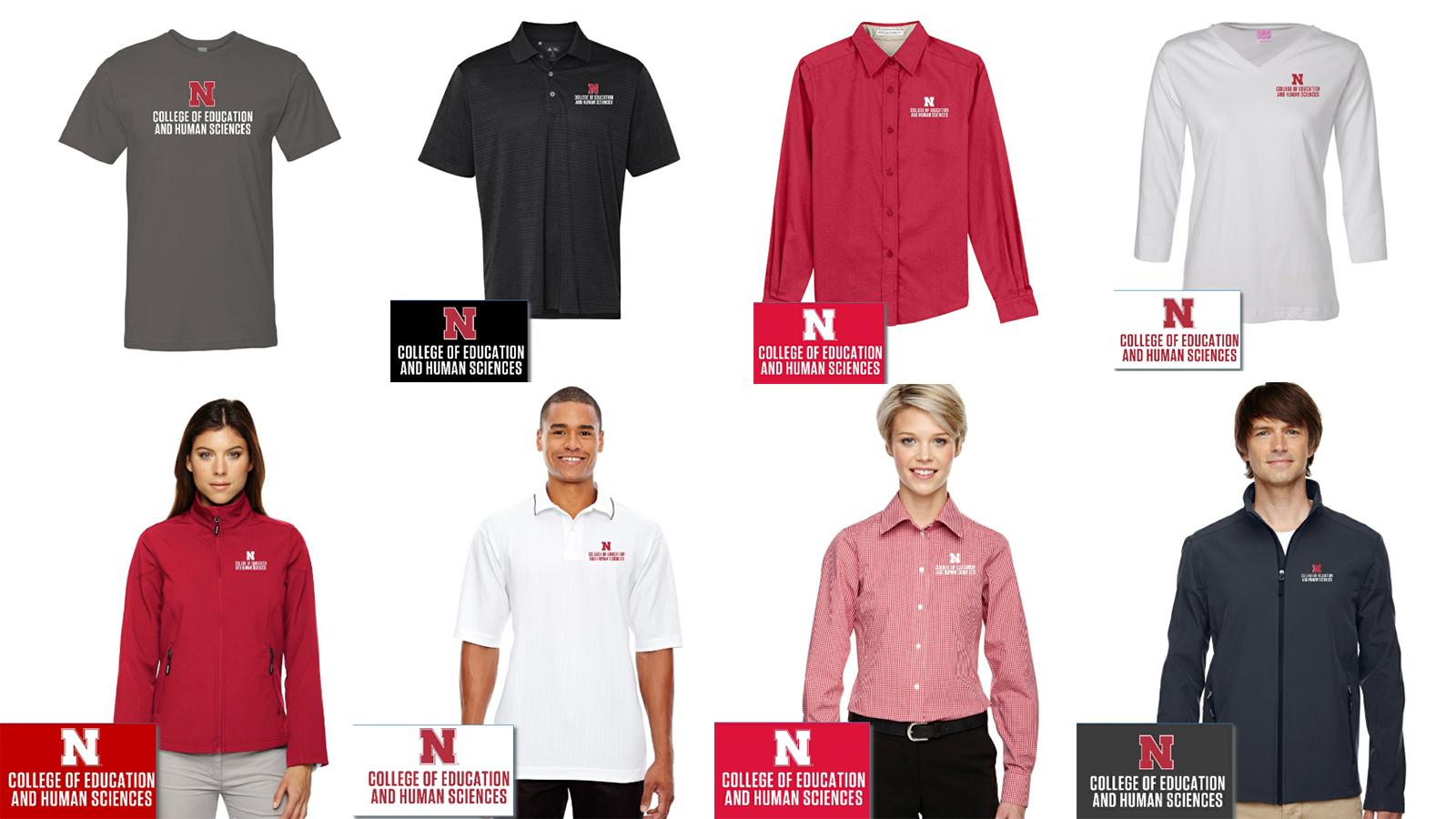 Order CEHS apparel online at http://go.unl.edu/gocehs.