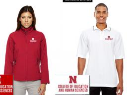 Order CEHS apparel online at http://go.unl.edu/gocehs.