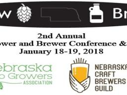 Nebraska Grower and Brewer Conference & Trade Show, January 18-19, 2018