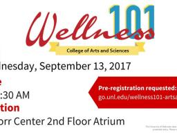 Wellness 101 by the College of Arts and Sciences