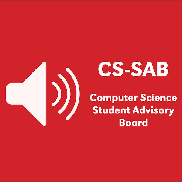 Computer Science Student Advisory Board