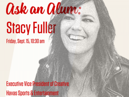 Stacy Fuller will be answering student's questions Friday morning on Facebook Live