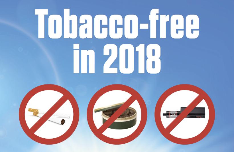 A new policy will ban smoking, tobacco and vaping at the University of Nebraska-Lincoln.