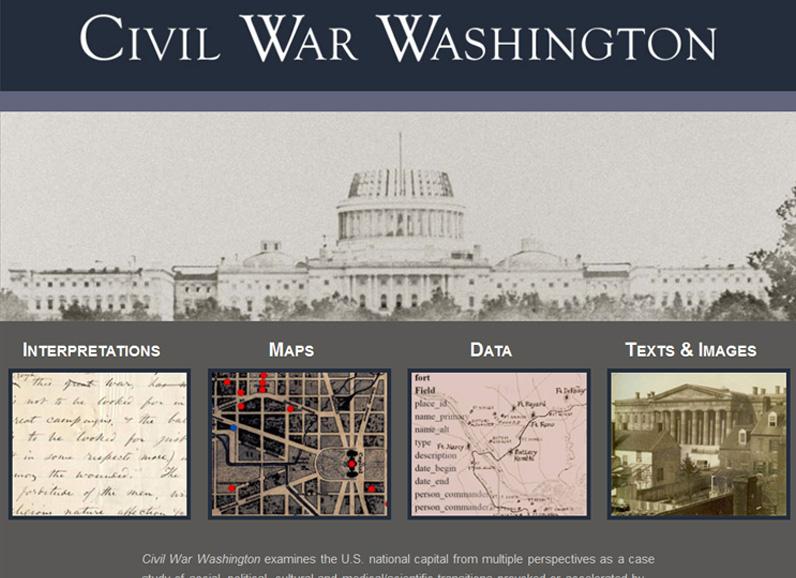 Civil War Washington