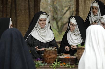 """Barbara Sukowa stars in """"Vision: From the Life of Hildegard von Bingen."""""""