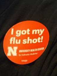 Free flu shots from the University Health Center make it convenient for students to protect against the flu.